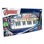 Teclado Musical Vingadores - Marvel - Toyng 29039