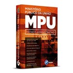 Técnico do Ministério Público da União - MPU Edital 2018