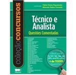 Tecnico e Analista - Questoes Comentadas - Saraiva