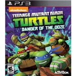 Teenage Mutant Ninja Turtles Danger Of Ooze - Ps3