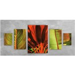 Tela em Canvas Ref: Floral Folhas2