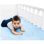 Tela Protetora Berço Air Baby Branco - Kababy