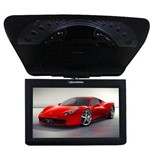 """Tela Roadstar RS-101RM LCD 10,1"""" USB/SD/TV C/ Controle Remoto – Preto"""