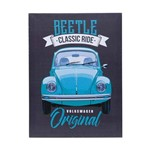Tela VW Beetle Classic Ride Original Azul