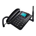 Telefone Celular de Mesa Quadriband Aquário Ca-42 Dual Chip Frequêncial S 850 900 1800 e 1900 MHz