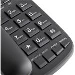 Telefone com Fio e Identificador de Chamadas TCF 2500 - Elgin