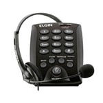 Telefone Headset Elgin com Teclado Hst 6000