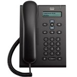 Telefone Ip Cisco Voip Unified Sip Cp-3905