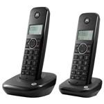 Telefone Motorola 500ID - 2 Base + Ramal