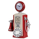 Telefone Retrô Bomba de Gasolina C/ Fio