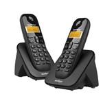 Telefone S/ Fio + Ramal C/ Identificador Ts 3112 - Intelbras