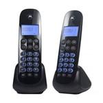 Telefone Sem Fio + 1 Ramal Motorola MOTO750 MRD2 - Preto