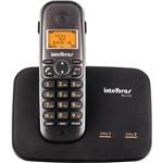 Telefone Sem Fio Digital com Entrada para 2 Linhas Ts 5150 Intelbras Ts5150 Intelbras Dect 6.0