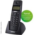 Telefone Sem Fio Ts40id Identificador de Chamadas Intelbras Bivolt