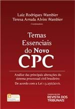 Temas Essenciais do Novo CPC