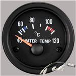 Temperatura de Agua 52mm Black Series Auto Gauge