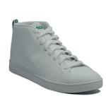 Tenis Adidas Advantage Clean Médio Branco Masculino 38