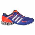 Tênis Adidas Cloudpacer 360 M Azul e Laranja D96386 - 39