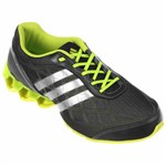 Tênis Adidas Cloudpacer 270 Chumbo e Verde D96319