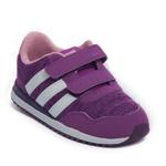 Tênis Adidas V Jog Cmf Rosa Infantil 20
