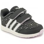 Tênis Adidas VS Switch 2 CMF Infantil | Casual | MaxTennis