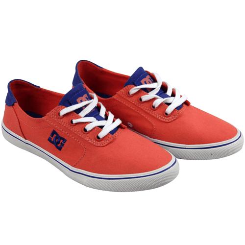 Tênis Dc Shoes Gatsby 2 Laranja/azul 34br