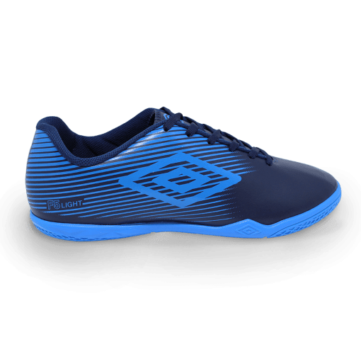 Tenis Futsal Umbro Of72122 F5 Light Marinho/ OF72122 733 827850 OF72122733827850