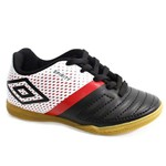 Tênis Indoor Umbro Spirity JR Preto Menino 30