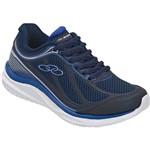 Tênis Infantil Running Olympikus Actual 429 Marinho/Azul