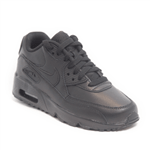 Tenis Nike Air Max 90 Preto Infantil 34