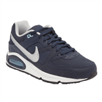 Tenis Nike Air Max Commnad Leather Azul 38