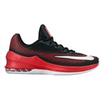 Tenis Nike Air Max Infuriate Low Pt/verm 38