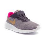 Tenis Nike Tanjun Psv Roxo/Dourado Infantil 27