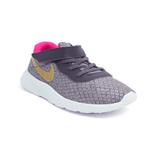 Tenis Nike Tanjun Roxo/Dourado Baby 21
