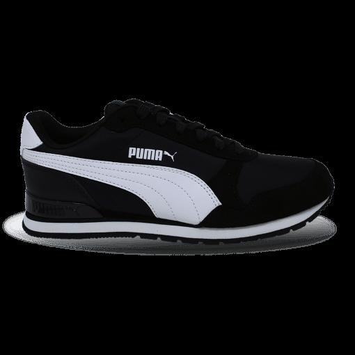 Tenis Puma 365293 St Runner V2 Nl Jr Black/white 365293