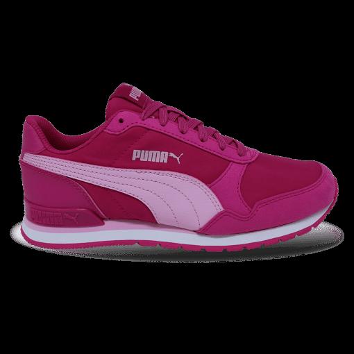 Tenis Puma 365293 St Runner V2 Nl Jr Fuchsia/pink/white 365293 12 36529312