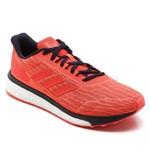 Tênis Running Adidas Feminino Coral Response Boost Techfit BB3627