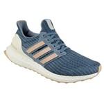 Tênis Running Adidas Ultraboost BB6493 Feminino Azul/Rosa