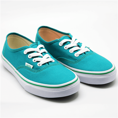 Tênis Vans Authentic Pop Check Fanfare Kelly Verde 38br