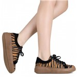 Tênis Zariff Shoes Casual Animal Print 811012281 | Betisa