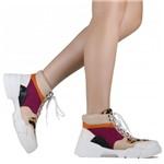Tênis Zariff Shoes Chunky Sola Alta 1831660 | Betisa
