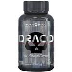 Termogênico DRACO (by Eduardo Corrêa) - Black Skull - 60 Caps