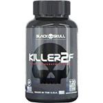 Termogênico Killer 2f 60 Cápsulas - Black Skull
