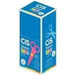 Tesoura Escolar Cis Ks-250 12cm Azul e Rosa Sertic Dp. com 06
