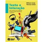 Texto e Interacao - Vol Unico - Atual