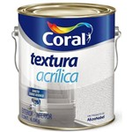 Textura Coral Acrílica, Branco Fosco, 3,6 Litros