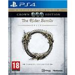 The Elder Scrolls Online: Tamriel Unlimited Crown Edition - Ps4
