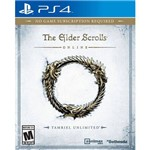 The Elders Scrolls Online - Ps4