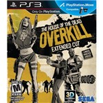 The House Of The Dead Overkill Extend Cut - Ps3