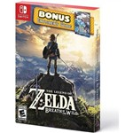 The Legend Of Zelda Breath Of The Wild - Starter Edition - Switch